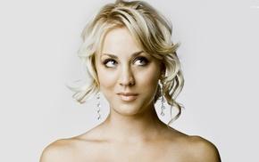 Kaley Cuoco, blonde