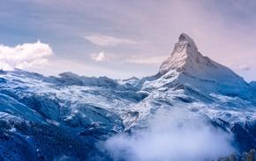 mountain, Matterhorn