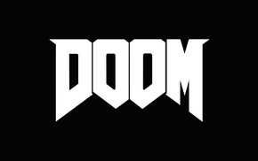 Doom game, video games, first, person shooter