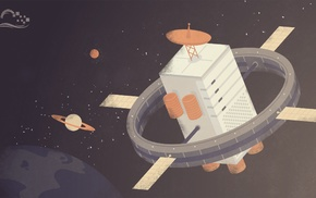 space, digitalocean