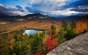 landscape, national park, fall, nature