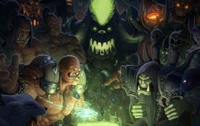 fan art, Hearthstone Heroes of Warcraft, World of Warcraft