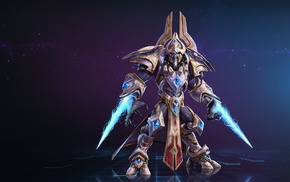 StarCraft, heroes of the storm, Artanis