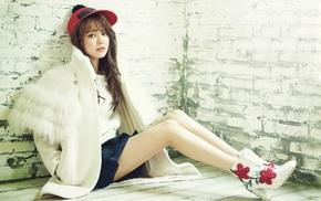 skirt, Choi Sooyoung, legs, Asian, high heels, girl