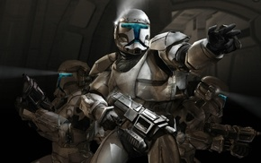 clone trooper, video games, Star Wars, Star Wars Republic Commando