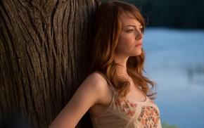 actress, redhead, Emma Stone