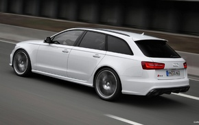 car, Audi RS6, RS6, Audi RS6 Avant, Audi, Quattro