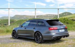 Quattro, RS6, Audi RS6, Audi, Audi RS6 Avant, car