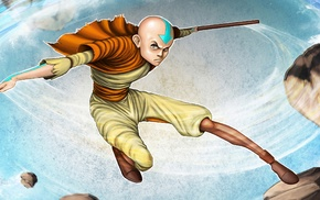 Aang, TV, Avatar, Avatar The Last Airbender