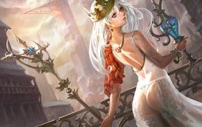 ass, fantasy art, artwork