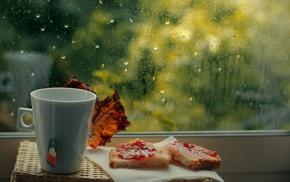 cup, food, emotions, drink, window