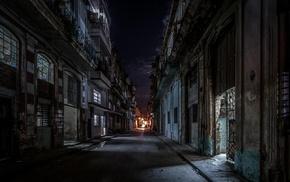 Cuba, Havana, architecture, urban, landscape, city