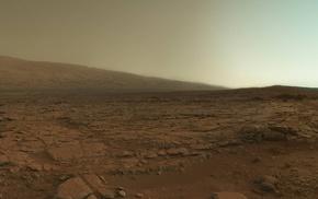 Mars, landscape