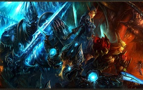 Arthas, World of Warcraft Wrath of the Lich King, World of Warcraft