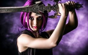 artwork, fantasy art, sword