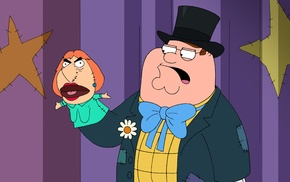Lois Griffin, Family Guy, Peter Griffin
