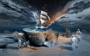 digital art, artwork, fantasy art