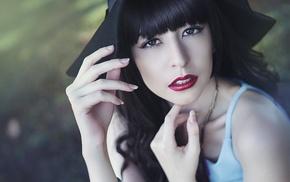 Naomi Lee, girl, face, model