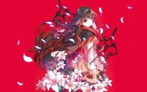 Ninomiya Anju, Taiyou no Channel, anime girls