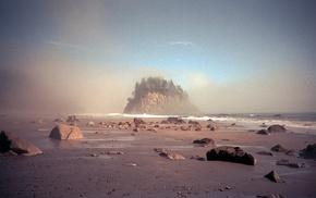 photography, hill, nature, rock, landscape, coast