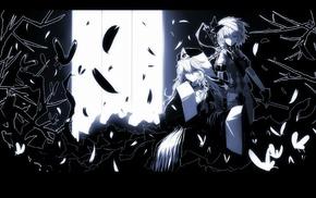 Touhou, anime girls, Saigyouji Yuyuko
