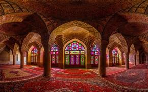 mosques, Islam, Iran, Islamic architecture, architecture