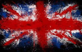 Union Jack, flag, video games