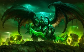 digital art, video games, World of Warcraft