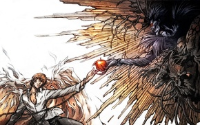 Death Note, Yagami Light, Ryuk, anime