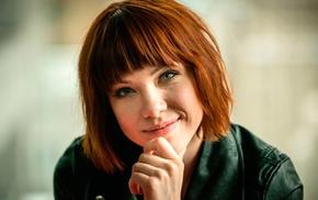 girl, face, portrait, Carly Rae Jepsen