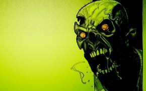 undead, zombies, artwork