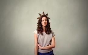 girl, photography, Kaya Scodelario, actress, brunette