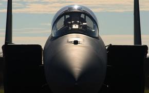military, aircraft, F, 15 Strike Eagle, military aircraft
