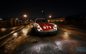 Need for Speed, Magnus Walker, video games, 2015, car