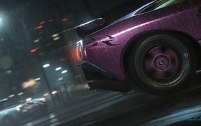 Lamborghini Diablo Sv, Morohoshi San, 2015, video games, Need for Speed