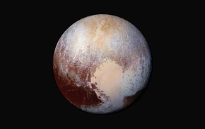 astronomy, Pluto, space, Solar System, universe