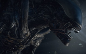 aliens, Alien Isolation, Alien movie, Xenomorph