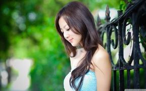 Asian, brunette, Mikako Zhang Kaijie
