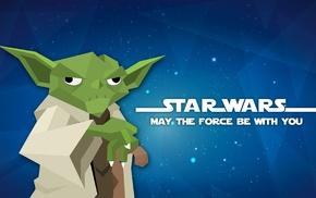 Star Wars Episode VII, The Force Awakens, Jedi, Star Wars, Yoda, stars