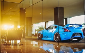 car, tuning, Nissan 370Z