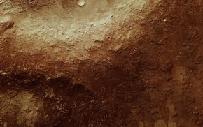 asteroid, space, brown, texture