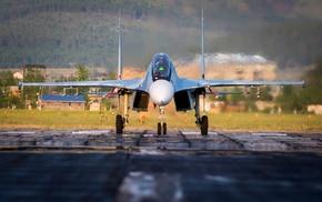 sukhoi Su, 30, military aircraft