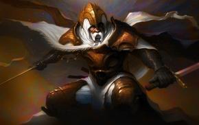 sword, fantasy art, artwork, warrior