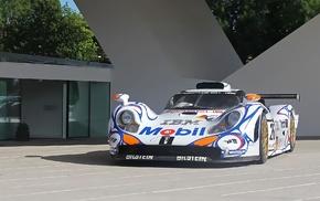 Porsche, race cars