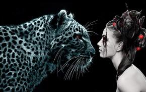 tiger, Gothic
