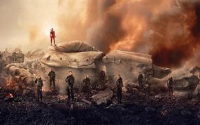 Hunger Games, Jennifer Lawrence, movies