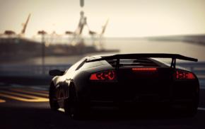 Lamborghini, video games, Lamborghini Murcielago LP 670, 4 Super Veloce