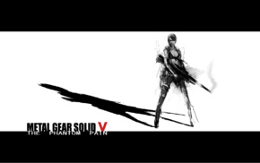 Quiet, Metal Gear Solid V The Phantom Pain, simple, video games, video game girls, Kojima Productions