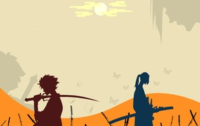 Jin, Samurai Champloo, anime, Mugen