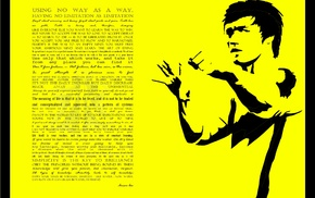 Bruce Lee, writing, motivational, sports
